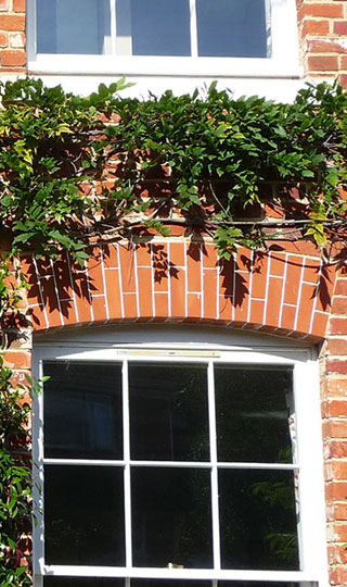 Gauged Brickwork by Heritage Brickwork Restoration - UK